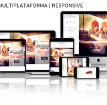 Sitio Web | RESPONSIVE: www.coolskins.com.es. Un proyecto de Diseño, Publicidad, Consultoría creativa, Marketing, Diseño Web, Desarrollo Web y Social Media de Eduardo García Indurria - 07-02-2016