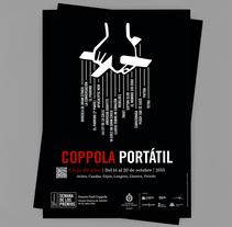 Coppola portatil. Un proyecto de Diseño editorial y Diseño gráfico de Juan Jareño  - 04-11-2016