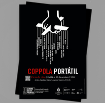 Coppola portatil. A Editorial Design, and Graphic Design project by Juan Jareño  - 04-11-2016