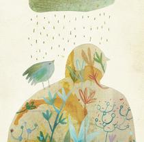 Año Silvestre. Un proyecto de Ilustración de Ana Suárez - 05-01-2017