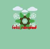 Imagen Navidad y Cartel Asociación Pozo lo Ancho. A Design project by Jesús Massó         - 25.12.2016