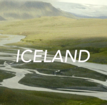 ICELAND. A Music, Audio, Film, Video, TV, Video, and Sound Design project by Biel Blancafort         - 31.08.2016