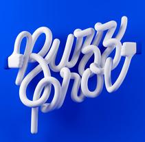 BuzzProv. Un proyecto de Diseño, 3D y Tipografía de Marc Urtasun - 20-12-2016