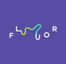 Fluor Naming & Branding. A Br, ing, Identit, Web Design, and Naming project by The Woork Co         - 22.01.2017