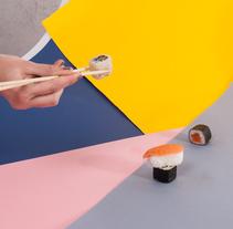 AISUSHI. Um projeto de Design, Fotografia e Direção de arte de Sergio Abstracts         - 19.01.2017