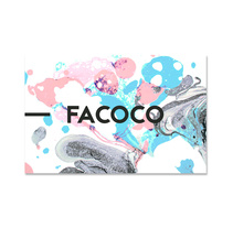 Brand Identity for Facoco Store. Un proyecto de Br, ing e Identidad y Diseño gráfico de bigkids  - 24-01-2017