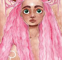Acuarelas. A Illustration, and Fine Art project by Carolina Valtuille - 30-01-2017