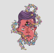 Tripeados.. Un proyecto de Ilustración de Leon de la Cruz - 02-02-2017
