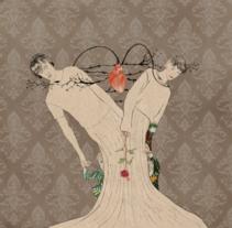 Raíces truncadas. A Illustration project by Lucia Bonilla         - 15.02.2017