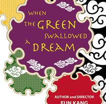 Cuando el verde se tragó un sueño. Um projeto de Design gráfico de Rocío Yuste Sánchez         - 08.04.2014