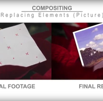 Compositing | Replacing Elements (Picture). Un proyecto de Motion Graphics, Cine, vídeo, televisión, 3D, Animación, Multimedia, Vídeo y VFX de Gonçalo Brito         - 09.02.2017