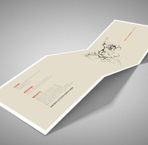 Flyer . Um projeto de Design gráfico de Giulia Masserdotti         - 08.02.2017