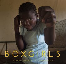 Boxgirls. A Film project by Jaime Murciego - 14-06-2016