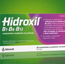 HIDROXIL. Um projeto de Publicidade, Direção de arte, Design gráfico e Packaging de Adalaisa  Soy         - 16.02.2016