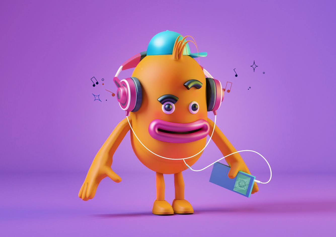 Character Design Cinema 4d Tutorial : Introducción exprés al d de cero a render con cinema