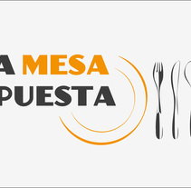 A Mesa Pues. A Design, and Graphic Design project by Mayte Carmona         - 18.02.2017