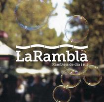 LaRambla. A Br, ing&Identit project by Sara Couso Espinosa         - 17.01.2014