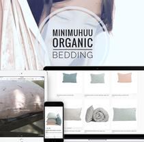 Ecommerce Minimuhuu. Um projeto de Web design e Desenvolvimento Web de Federico Crivellaro         - 19.02.2017