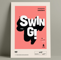 Swing #2. A Graphic Design project by Sergio  Millan          - 21.02.2017