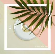 Campaña Silkknot 2016. Um projeto de Fotografia, Br e ing e Identidade de mapaestudio         - 29.10.2016