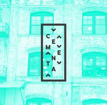 CEMENTA –Branding. Un proyecto de Br e ing e Identidad de Juanka Campos - 01-03-2017