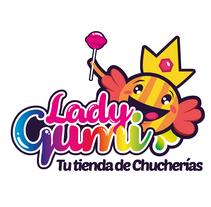 Lady Gumi – Naming y Diseño de Logotipo. Un proyecto de Diseño, Ilustración, Publicidad, Br, ing e Identidad, Diseño de personajes, Diseño gráfico, Tipografía y Naming de Moisés Miranda         - 03.03.2017
