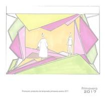Pétalos primaverales. A Interior Design project by Inmaculada  Moreta - 01-03-2017