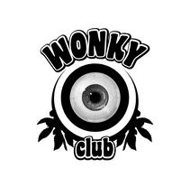 Wonky Club (Madrid). A Design, Music, Audio, Art Direction, Fine Art, Graphic Design, Collage, and Naming project by Iván Lajarín Hidalgo - 14-03-2017