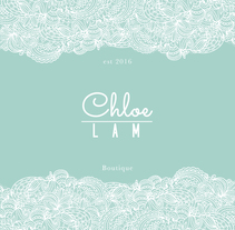 Chloe Lam Boutique. A Graphic Design project by Ngoc Nguyen         - 16.03.2017