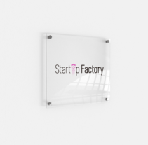 Startup Factory. A Graphic Design, and Packaging project by Fran Moreno         - 17.03.2017