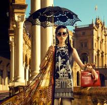 Video para la marca de moda Elan, grabado en Sevilla y Córdoba.. A Fashion, and Video project by Miguel Martínez Shaw         - 24.03.2017