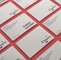Lluesma. Un proyecto de Diseño de Nuria Rico Artero - 27-03-2017