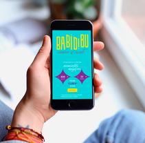 Babidibu. Un proyecto de Br, ing e Identidad y Desarrollo Web de Aroa Diez - 28-03-2017