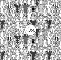 Selfie Pattern. A Design project by Marta  Girabal Montaner - 03-04-2017