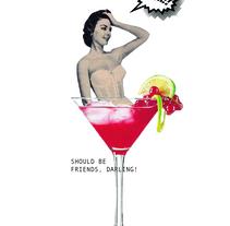 Daily love. Un proyecto de Ilustración y Collage de Mónica Hernández         - 04.04.2017