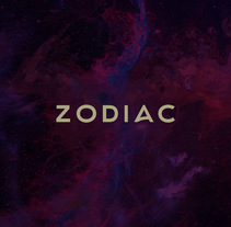 Zodiac. A Graphic Design project by artidoto         - 05.04.2017