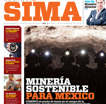 SIMA, Gaceta interna. A Design, Illustration, Art Direction, Editorial Design&Infographics project by Christian Martin  Sánchez Uribe - 05-04-2017