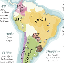 Memoria Fundación Prosegur. Un proyecto de Ilustración e Infografía de Elisa Lara Campos         - 20.04.2014
