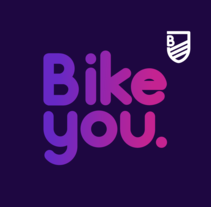 Bike You diseño de marca . A Design, Br, ing&Identit project by Xavi Vallespi Pie - 08-05-2017
