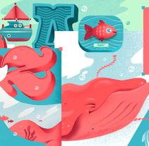 Adobbe CC Covers II. Un proyecto de Ilustración, Diseño gráfico y Lettering de Sindy Ethel & Alan Rodríguez (R3DO)  - 08-05-2017