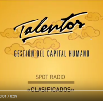 "Spot Radio - ""Clasificados"" . A Advertising, Creative Consulting, Writing, Cop, and writing project by Matias Mori         - 04.11.2013"