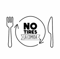 No tires la comida. A Motion Graphics, and Vector illustration project by Ángel Cano Ydáñez - 11-05-2017