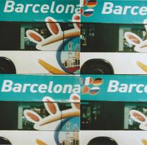 LOMO ACTION SAMPLER Barcelona. Um projeto de Fotografia de Aida Melara Recalde         - 01.03.2012