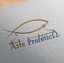 Arte Profético. A Design, Br, ing, Identit, and Graphic Design project by Zaida Escorcia         - 12.05.2017