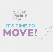 It's time to move!. A Graphic Design project by Saúl Fraga Moldes - 18-05-2017