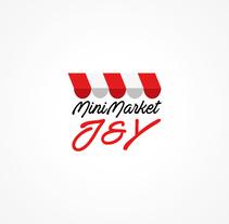 Mini Market J&Y. A Design, Br, ing, Identit&Icon design project by Daniel Salazar         - 14.05.2017