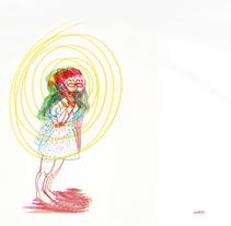 HASIERA/PRINCIPIO/BEGINING. Un proyecto de Ilustración y Bellas Artes de Noess          - 23.05.2017