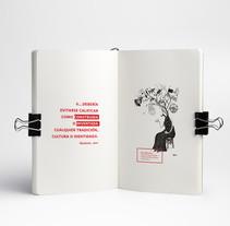 Diseño Editorial. Um projeto de Design editorial, Design gráfico e Tipografia de Sol Talin         - 28.05.2017