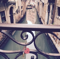 Venecia, realmente una ciudad que enamora. Um projeto de Fotografia de Merce Bergada         - 30.05.2017