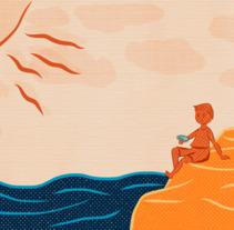 Especial de comidas de Semana Santa - Revista Niú. Un proyecto de Diseño, Ilustración, Dirección de arte, Diseño editorial y Diseño gráfico de Onguitta Sánchez         - 10.04.2017